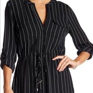 Nordstrom DR2 Adorable Pinstripe Dress